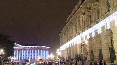 piazza Bra di Verona a Natale