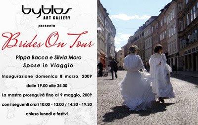 Pippa Bacca - Mostra Brides Spose in viaggio