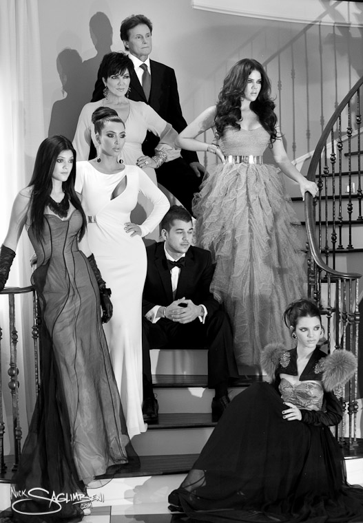 kardashian christmas card. Fabglance Christmas Cards!