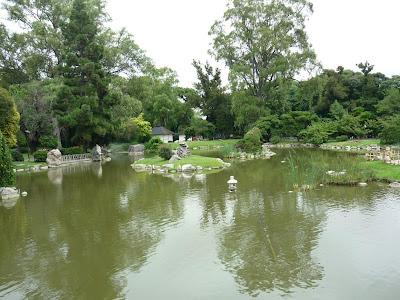 Аргентина Японский сад Буенос Айреса