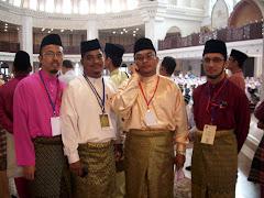 Kenangan Semasa majlis Khatam Al-Quran Perdana 2008