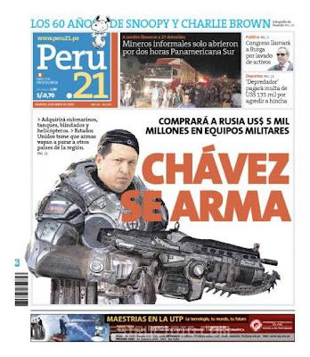 Chavez Se enlista en la COG