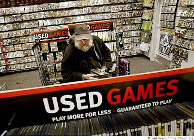 El poder de los juegos usados
