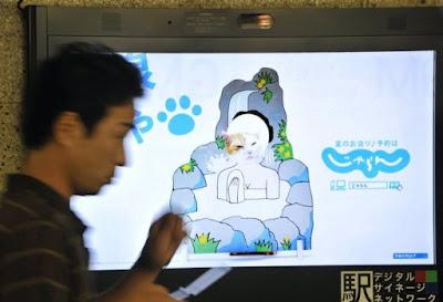 Publicidad personalizada en japón