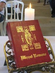 Liturgia, base da fé cristã.