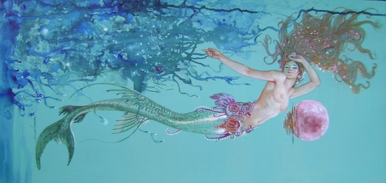 Partenope il mito della sirena su nico musella 39 s blog - Immagini della vera sirena ...