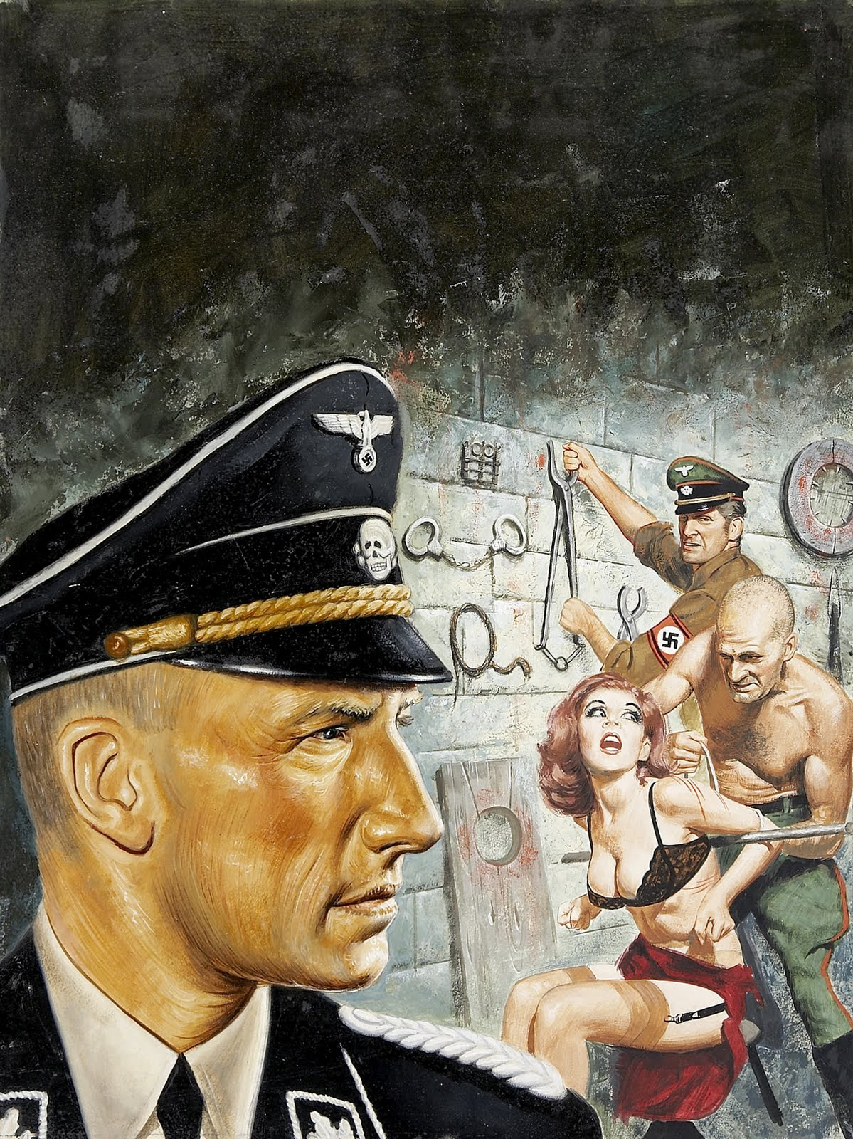 Nazi violencesex vintage video porn picture