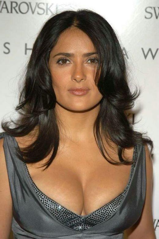 Salma Hayek Hot Photos
