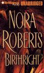 Birthright - audio book - Nora Roberts