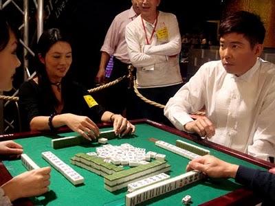 how to play australian mahjong