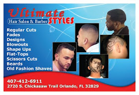 ULTIMATE STYLES SALONS & BARBER