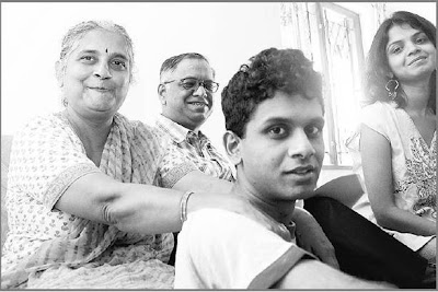 NarayanaMurthy's Family