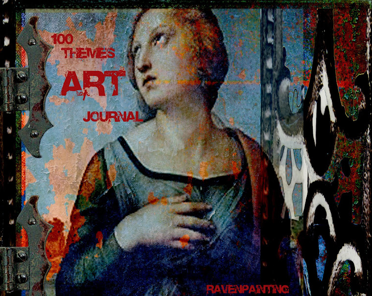 100 Themes Art Journal