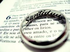 amor é Santidade, santidade é compromisso com deus e com o amado(a)