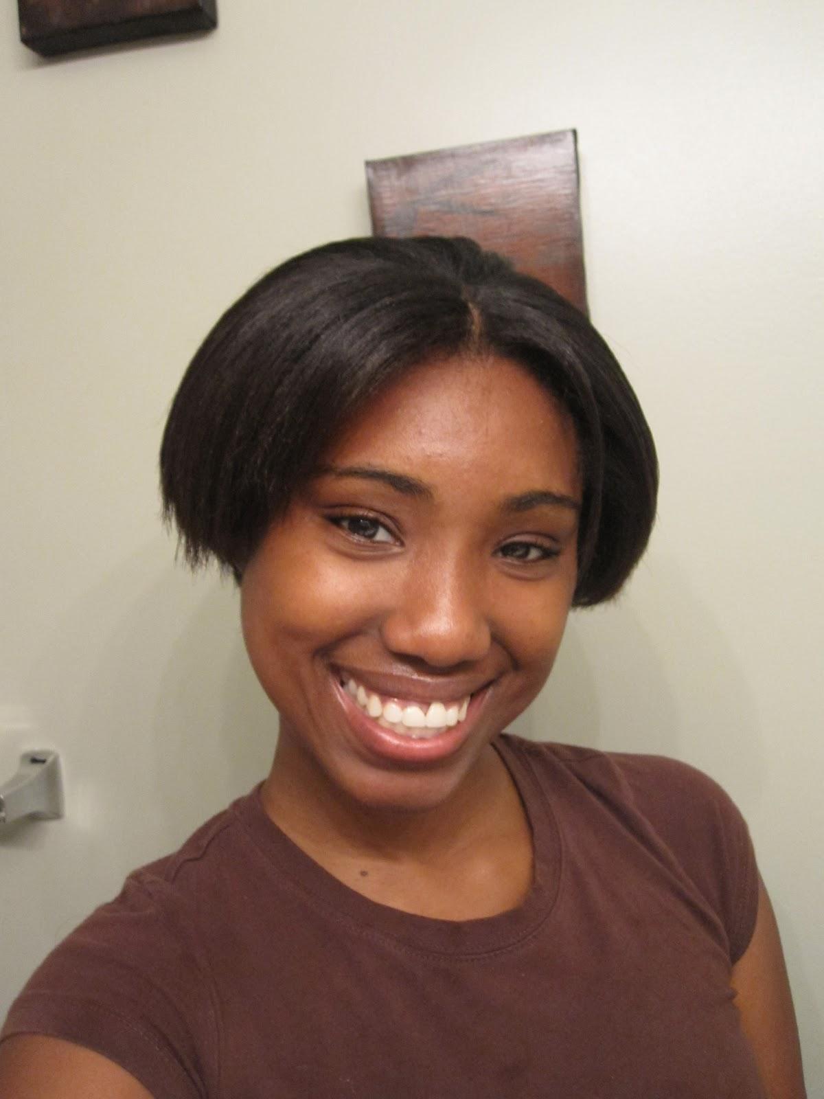 Busy Life Fab Hair Vintage Post How I Straighten My Hair