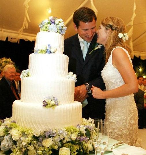 Свадебные торты фото знаменитостей