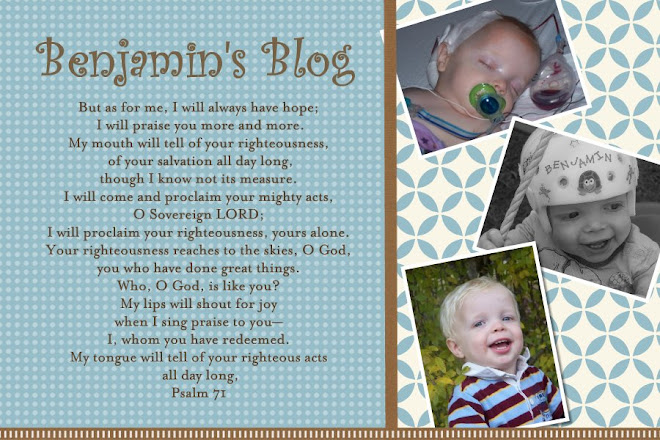 Benjamin's Blog