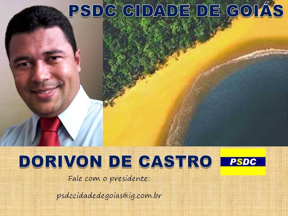 PSDC CIDADE DE GOIÁS