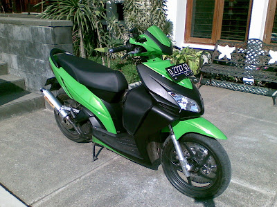 honda blade modification, foto modifikasi honda vario