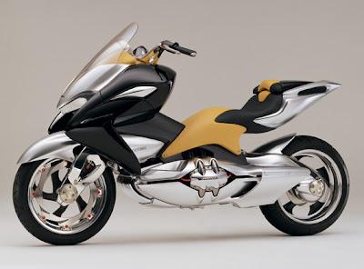 honda griffon concept bikes, ide modifikasi honda CS1