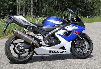 suzuki GSX R1000 K5