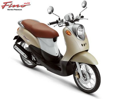 Yamaha Motor Matic injection Efficient