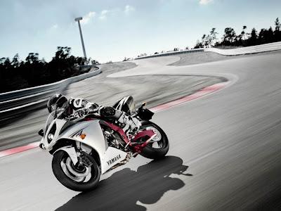 Yamaha R1 2009 edition
