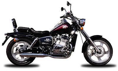regal raptor cruiser bikes 250cc