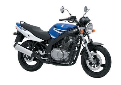 Suzuki GS500 sport bikes