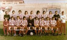 La formazione del Teramo stagione 1974-75