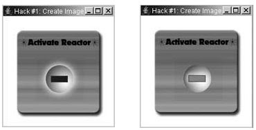 Unselected button with rollover & Selected button by_bosojava
