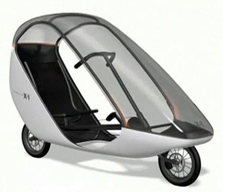 bici eléctrica sinclair x1
