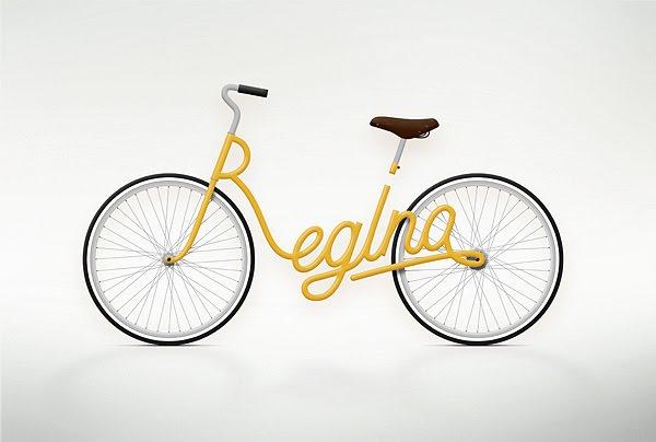 Bici regina write a bike
