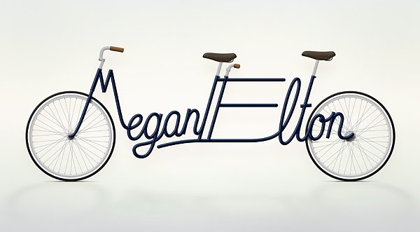 tandem megan elton write a bike