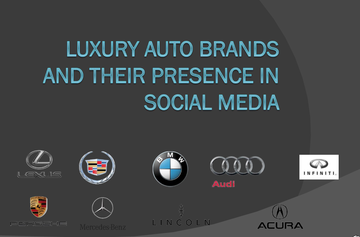 when luxury fashion brands meet social Diving into the world of luxury brands and social media we reveal the ways luxury brands can use social media to further propel their business  when brandwatch.