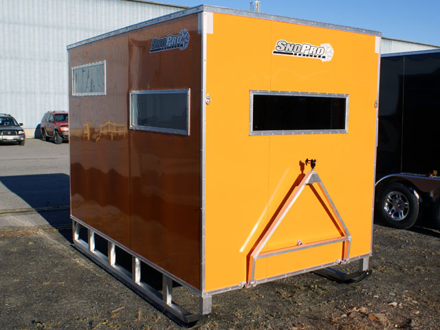Home ideas plans for building an ice fishing shanty for Ice fishing shanty plans