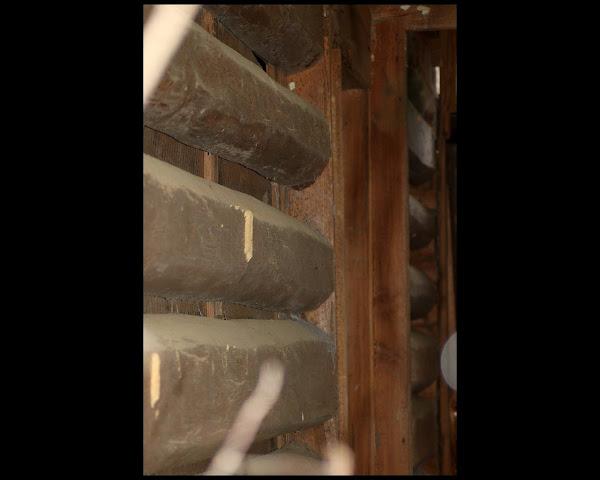 Interior logs