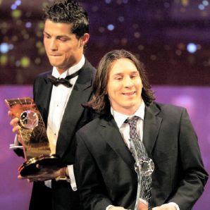 Cristiano Ronaldo dan Lionel
