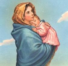 """""""Quando Maria tomou Cristo nos braços, ela estava soerguendo o mundo inteiro"""""""