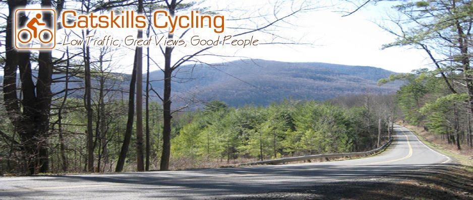 Catskills Cycling