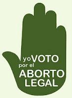 Yo apoyo el proyecto de Ley de la Campaña por el Derecho al Aborto Legal Seguro y Gratuito