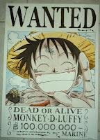 Monkey D Luffy