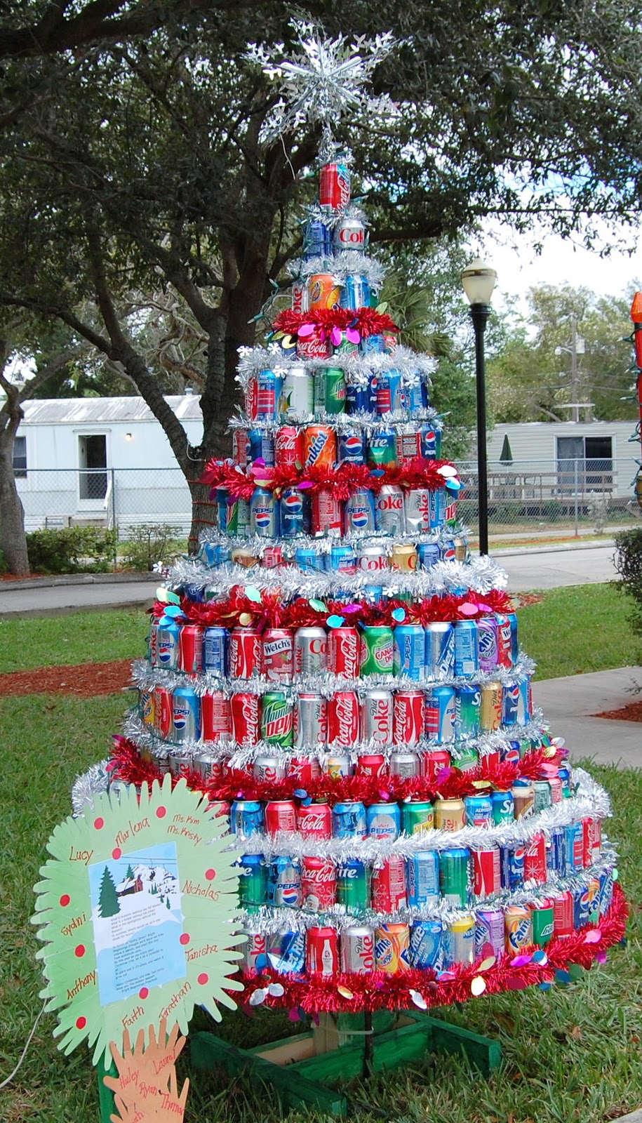 Cute and Sassy Designs by Bonnie: Creative, Artistic Recycled Items Christmas Trees