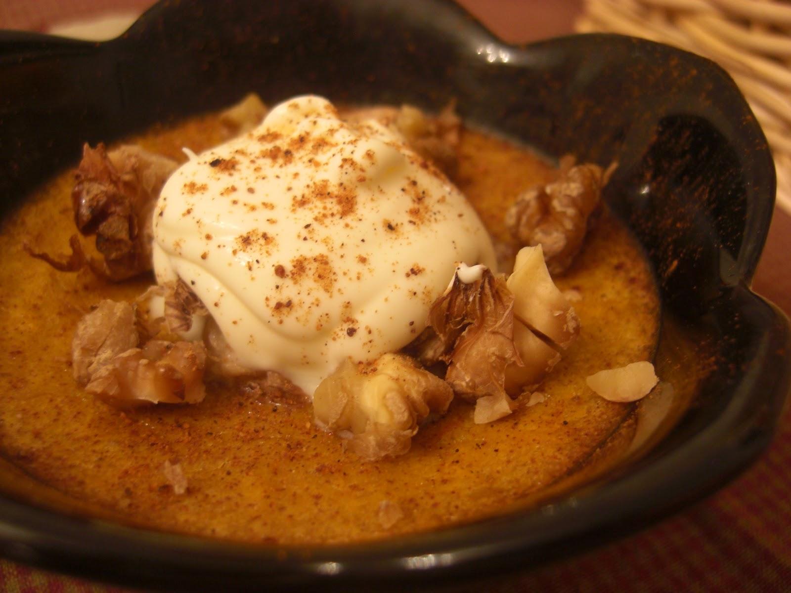 pumpkin custard is a warm treat in a cold season squashes pumpkins and ...