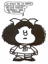 Conocés a Mafalda? Te la presento