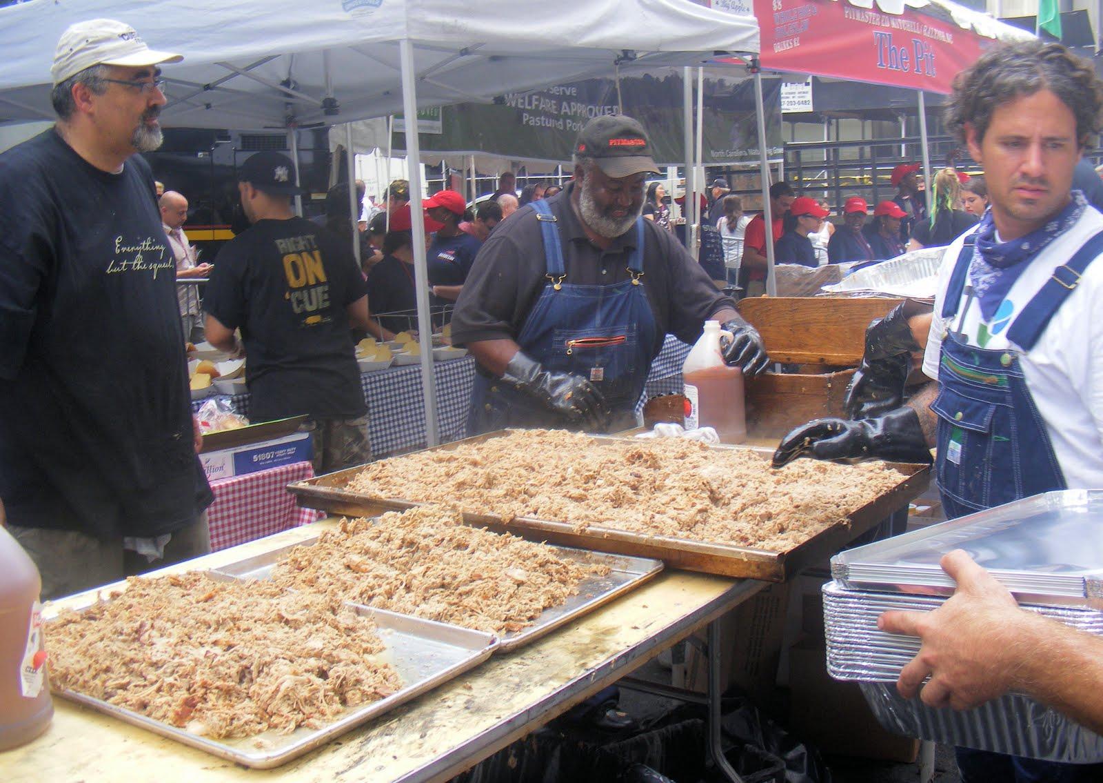 2010 Big Apple BBQ Block Party