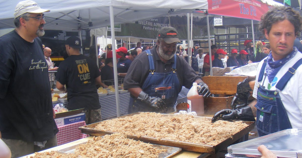 2010 Big Apple BBQ Block Party | The Food Doc
