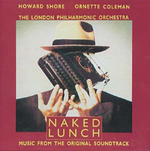 Ornette coleman naked lunch