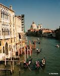 La Vita Antonia's Gondolas set forth
