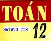 De thi hoc ky 1 Toan 12 nam 2010-2011 (20 de)
